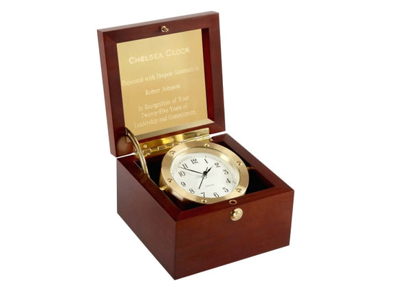 Chelsea Boardroom 3 Clock - Gifts Boston