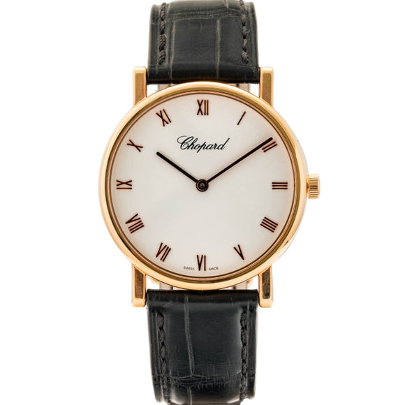 Chopard Classic Rose Gold 33.6Mm (163154-5001) - Watches Boston