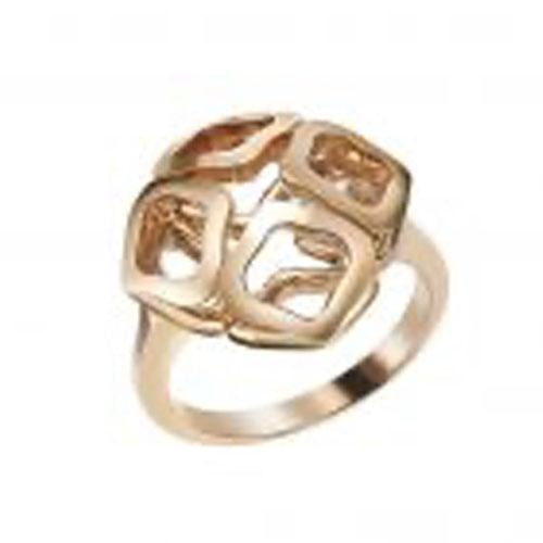 Chopard Imperiale Open Work Ring (Rose Gold) - Jewelry Designers Boston