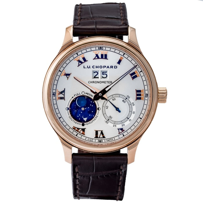 Chopard L.U.C. Lunar Big Date Rose Gold 42mm (161969-5001) - Boston
