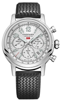 Chopard Mille Miglia Classic Chronograph 42Mm Stainless Steel (168589-3001) - Watches Boston