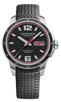 Chopard Mille Miglia Gts Automatic 43Mm Stainless Steel (168565-3001) - Watches Boston