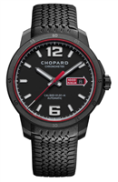 Chopard Mille Miglia Gts Automatic Speed Black 43Mm Dlc Blackened Stainless Steel (168565-3002) - Watches Boston