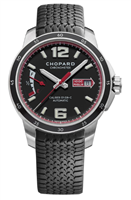 Chopard Mille Miglia Gts Power Control 43Mm Stainless Steel (168566-3001) - Watches Boston
