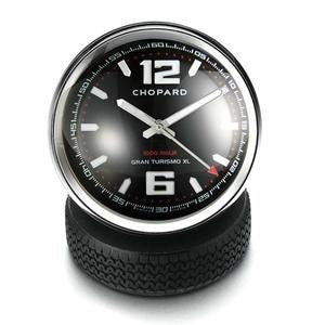 Chopard~Mille Miglia Grand Turismo Xl Shift Knob Table Clock (95020-0046) - Watches Boston