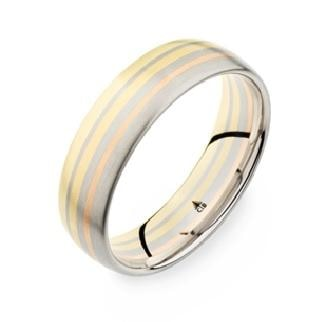 Christian Bauer Wedding Band (14K Gold) - Engagement Boston
