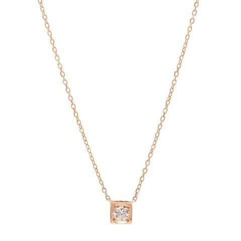 Dinh Van Le Cube Diamant PG Necklace - Boston