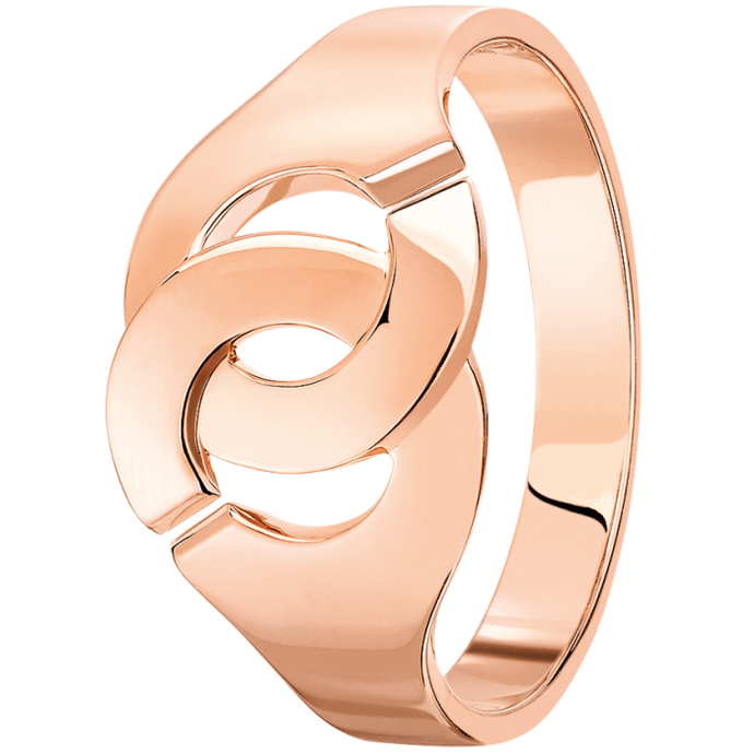 Dinh Van Menottes R10 Gold Ring - Jewelry Boston