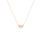 Dinh Van R8 Menottes Gold Necklace - Jewelry Designers Boston