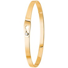 Load image into Gallery viewer, Dinh Van Ruban Bracelet W/ Diamond - Jewelry Designers Boston