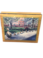 Duckling Music Box - Gifts Boston