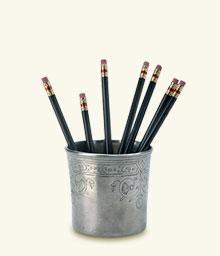 Engraved Pencil Cup - Boston