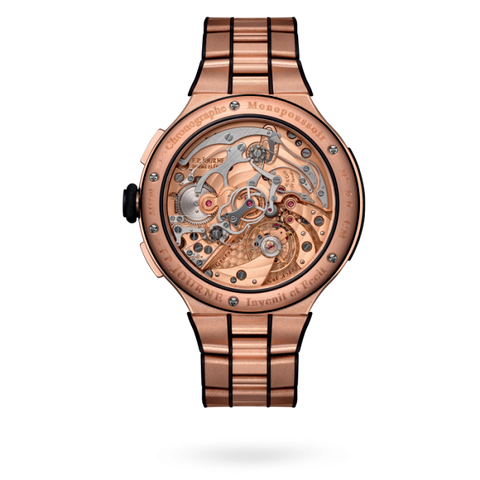 F.p. Journe Chronographe Monopoussoir Rattrapante 44Mm Rose Gold - Watches Boston