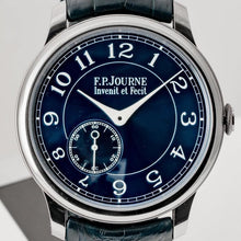 Load image into Gallery viewer, F.P. Journe Chronometre Bleu 39mm Tantalum (CS Bleu) - WATCHES Boston