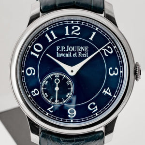 F.P. Journe Chronometre Bleu 39mm Tantalum (CS Bleu) - WATCHES Boston
