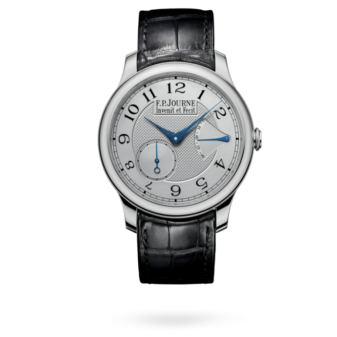 F.p. Journe Chronomètre Souverain 40Mm Platinum - Watches Boston