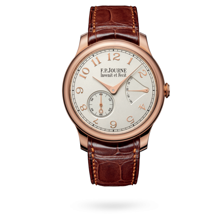 F.p. Journe Chronomètre Souverain 40Mm Rose Gold - Watches Boston