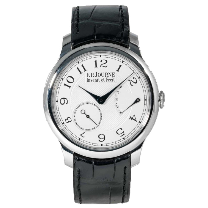 F.P. Journe Chronomètre Souverain Calibre 1304 Platinum 40mm - Boston