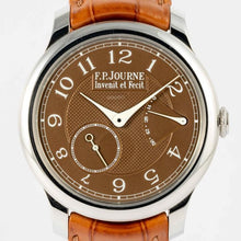 Load image into Gallery viewer, F.P. Journe Chronometre Souverain Havana Dial Platinum 40mm - Boston