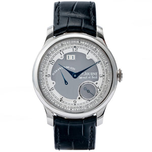 F.P Journe LE Octa Zodiaque 40mm Platinum Limited to 150 pieces - Rare Reference - Boston