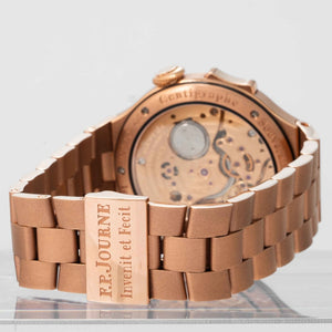 F.P. Journe Linesport CENTIGRAPHE Rose Gold 44mm - WATCHES Boston