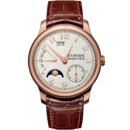 F.P. Journe OCTA AUTOMATIQUE LUNE 40mm Rose Gold - WATCHES Boston