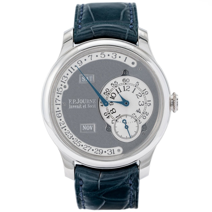 F. P. Journe Octa Calendrier Ruthenium Collection Limited Edition Platinum 40mm - Boston