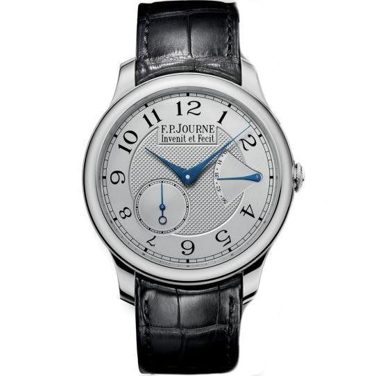 F.p. Journe Platinum Chonometre Souverain 40Mm - Watches Boston