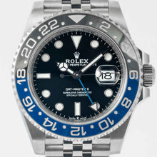 Load image into Gallery viewer, Rolex GMT-MASTER II Jubilee Stainless Steel 40mm (126710BLNR) - Boston