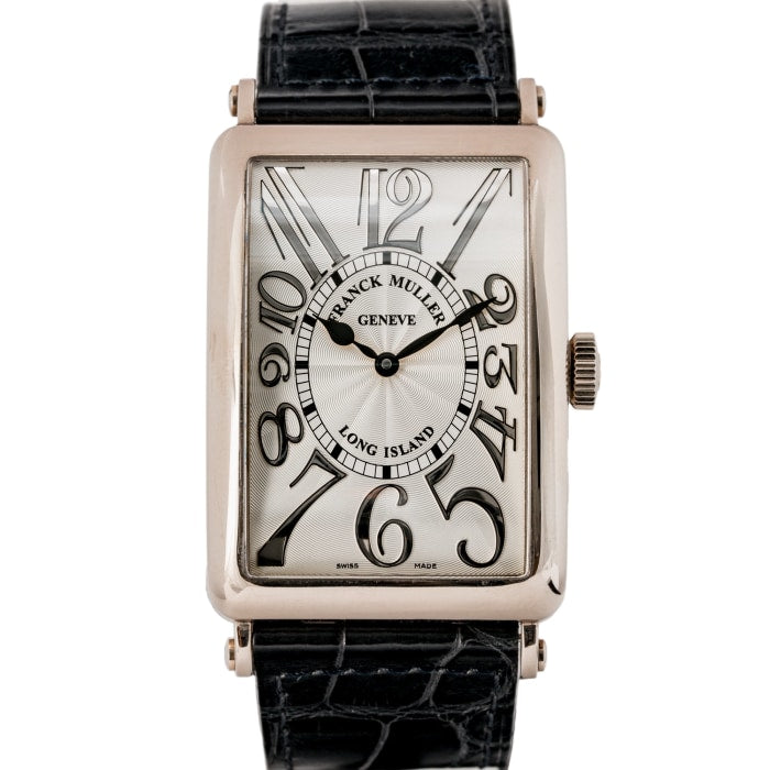 Franck Muller Long Island White Gold 30.5mm x 43 mm (1000 SC) - Boston