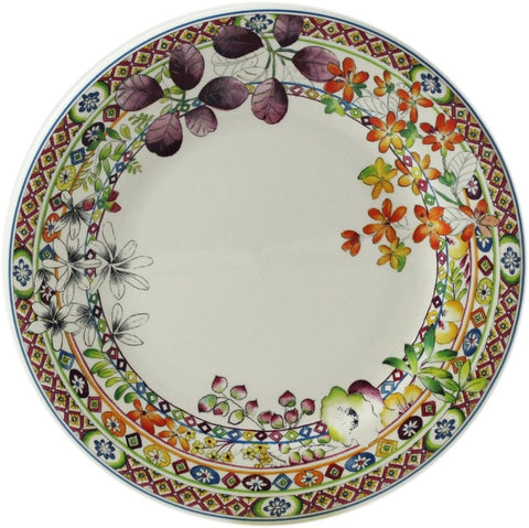 Gien Bagatelle Dessert Plate - Home & Decor Boston