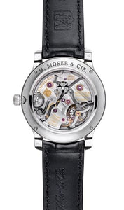 H. Moser & Cie. Endeavor Perpetual Calendar 40.8Mm Stainless Steel (1341-1202) - Watches Boston