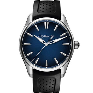 H. Moser & Cie. Pioneer Center Seconds 42.8Mm Stainless Steel (3200-1200) - Watches Boston