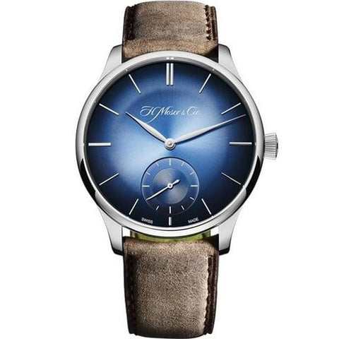 H. Moser & Cie. Venturer Small Seconds Xl 43Mm White Gold (2327-0203) - Watches Boston