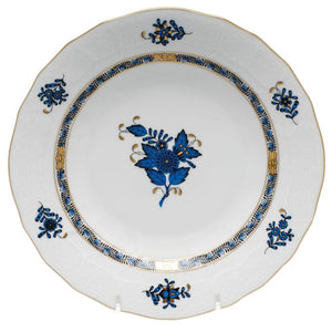 Herend Chinese Bouquet Black Sapphire - Home & Decor Boston