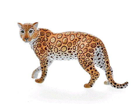 Herend Jaguar- Reserve Limited Edition - Home & Decor Boston