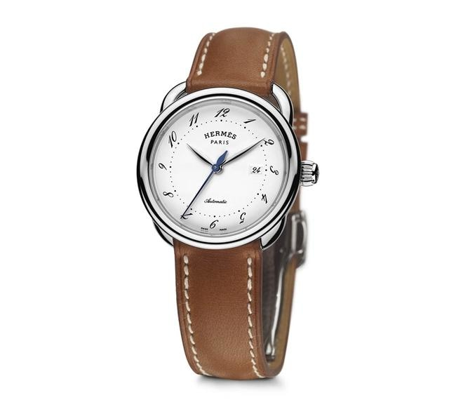 Hermes Arceau Automatic Watch - Watches Boston