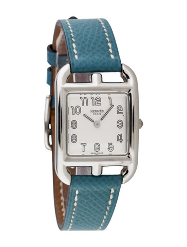 Hermes Cape Cod Watch Blue - Watches Boston