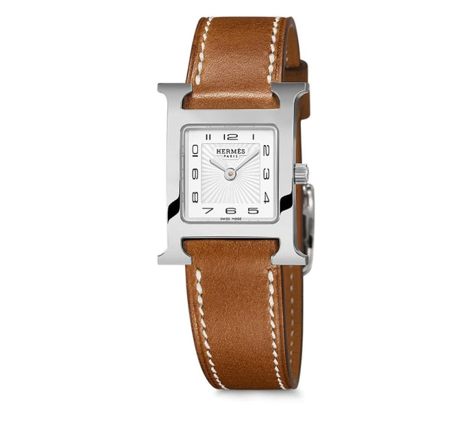 Hermes Heure H Watch - Watches Boston
