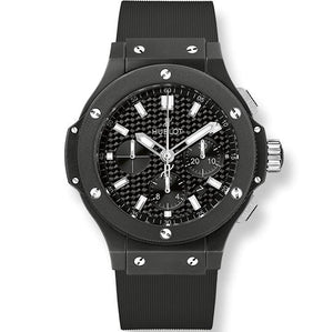 Hublot Big Bang Black Magic Chronograph 44mm Ceramic (301.CI.1770.RX) - WATCHES Boston