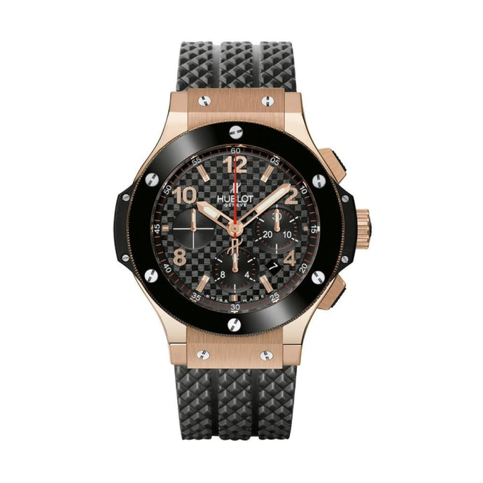 Hublot Big Bang Chronograph 44mm Rose Gold (301.PB.131.RX) - WATCHES Boston