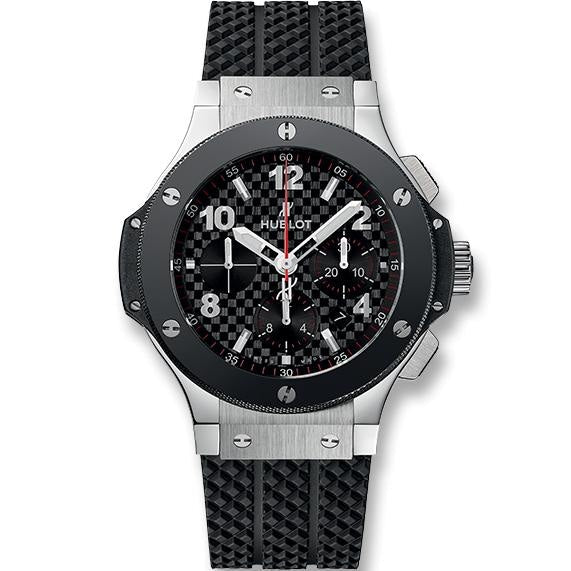 Hublot Big Bang Chronograph 44mm Stainless Steel (301.SM.1770.RX) - WATCHES Boston
