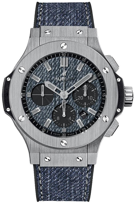 Hublot Big Bang Jeans 44mm Stainless Steel (301.SX.2770.NR.JEANS16) - WATCHES Boston