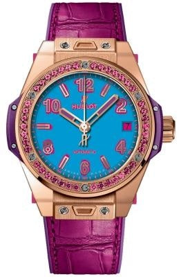 Hublot Big Bang Pop Art Tutti Frutti King Gold 39mm (465.OP.5189.LR.1233.POP16) - WATCHES Boston