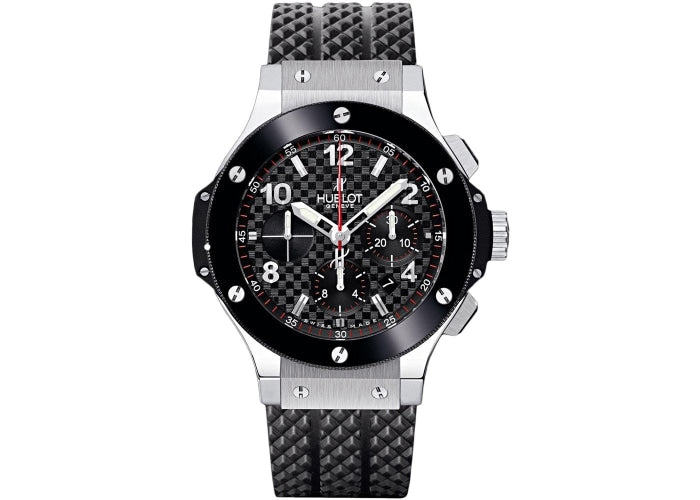 Hublot Big Bang Steel Ceramic 44mm (301.SB.131.RX) - WATCHES Boston