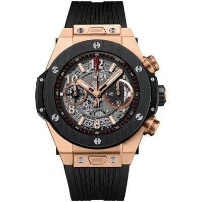 Hublot Big Bang UNICO 45mm 18k Rose Gold (411.OM.1180.RX) - WATCHES Boston