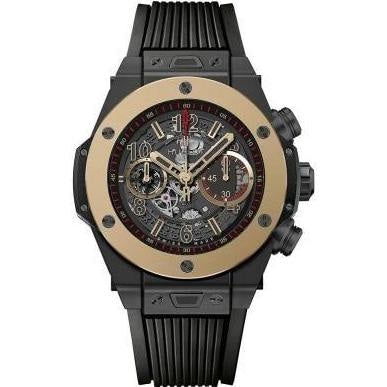 Hublot Big Bang UNICO 45mm Ceramic (411.CM.1138.RX) - WATCHES Boston