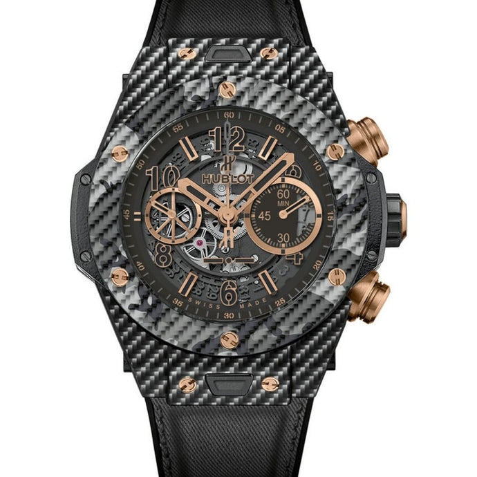 Hublot Big Bang Unico Camo Italia Independent 45mm Carbon (411.YT.1198.NR.ITI16) - WATCHES Boston