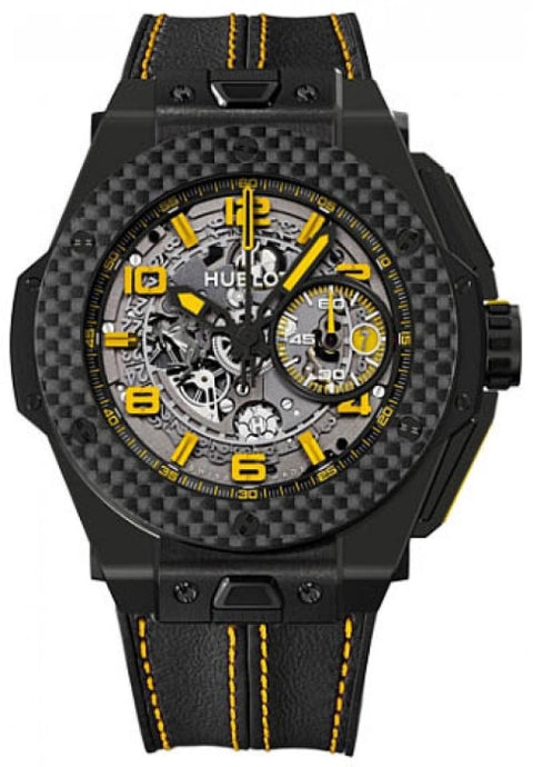 Hublot Big Bang UNICO Ferrari 45mm Ceramic (401.CQ.0129.VR) - WATCHES Boston