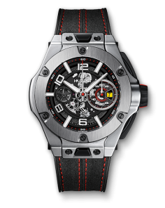 Hublot Big Bang UNICO Ferrari 45mm Titanium (402.NX.0123.WR) - WATCHES Boston